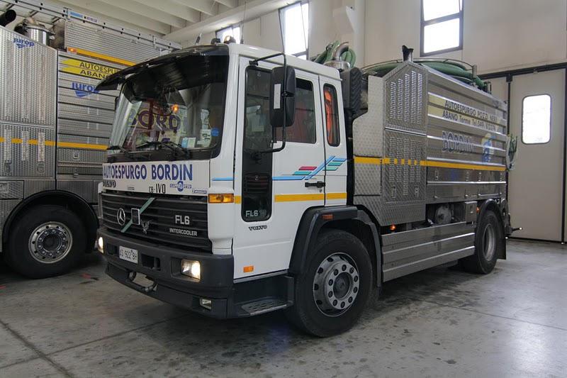Servizio spurgo pozzi neri Padova: la qualità è firmata Bordin